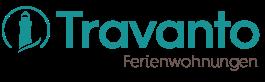 Travanto ferienwoning logo grey